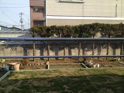 庭をリガーデン施工前3