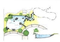 鯉の泳ぐ庭6