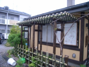 庭の修繕(旧)