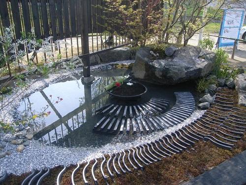 2009 緑化まつり見本庭園