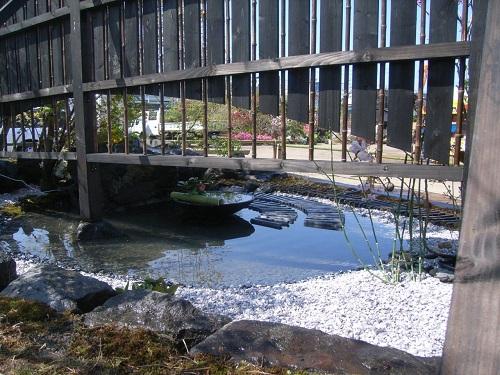 八戸市緑化まつり見本庭園3